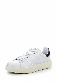 Кеды, adidas Originals, цвет: белый. Артикул: AD093AWQIS78. Женская обувь / Кроссовки и кеды