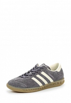 Кеды, adidas Originals, цвет: серый. Артикул: AD093AWQIT08. Женская обувь / Кроссовки и кеды
