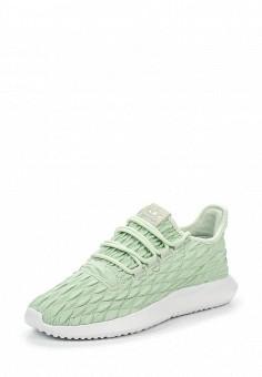 Кроссовки, adidas Originals, цвет: зеленый. Артикул: AD093AWQIT28. Женская обувь / Кроссовки и кеды