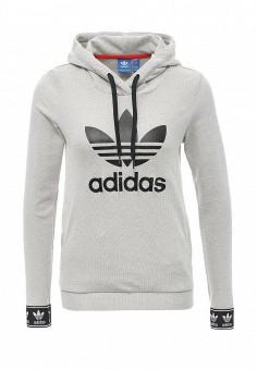 79129fb0 Худи SLIM HOODIE adidas Originals AD093EWQIN59 - Олимпийки ...