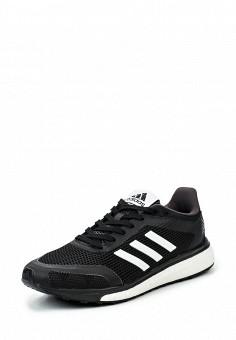 Кроссовки, adidas Performance, цвет: черный. Артикул: AD094AWQIK42. Женская обувь / Кроссовки и кеды