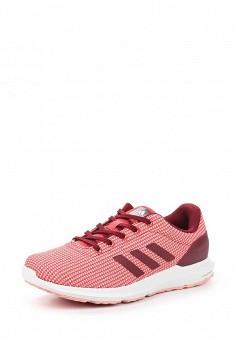 Кроссовки, adidas Performance, цвет: розовый. Артикул: AD094AWQIK44. Женская обувь / Кроссовки и кеды