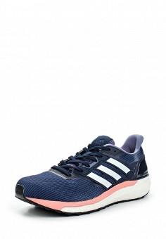 Кроссовки, adidas Performance, цвет: синий. Артикул: AD094AWQIK58. Женская обувь / Кроссовки и кеды