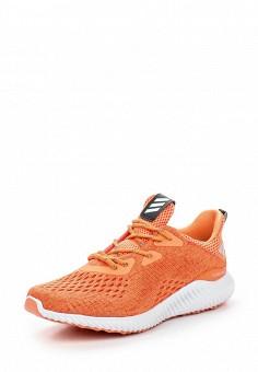 Кроссовки, adidas Performance, цвет: оранжевый. Артикул: AD094AWQIK63. Женская обувь / Кроссовки и кеды
