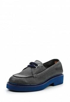 Ботинки, Alpino, цвет: серый. Артикул: AL050AWRRE29. Женская обувь / Ботинки