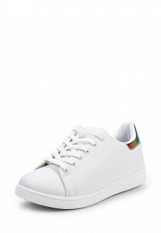 Кеды, Angelo Milano, цвет: белый. Артикул: AN053AWQQA26. Женская обувь