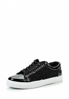 Кеды, Angelo Milano, цвет: черный. Артикул: AN053AWSXV99. Женская обувь