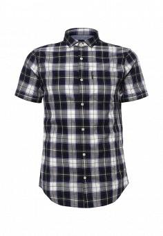 Рубашка, Armani Exchange, цвет: синий. Артикул: AR037EMPWT36. Мужская одежда / Рубашки
