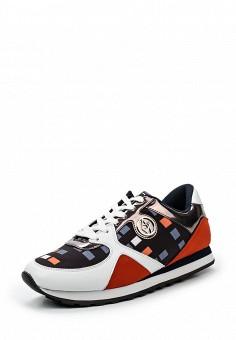 Кроссовки, Armani Jeans, цвет: мультиколор. Артикул: AR411AWPWC48. Премиум / Обувь