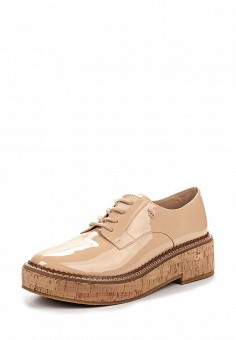 Ботинки, Armani Jeans, цвет: бежевый. Артикул: AR411AWPWC79. Премиум / Обувь