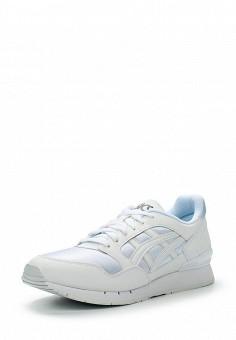 Кроссовки, ASICSTiger, цвет: белый. Артикул: AS009AUHAO97. Женская обувь / Кроссовки и кеды / Кроссовки
