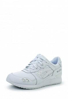 Кроссовки, ASICSTiger, цвет: белый. Артикул: AS009AUJHK85. Женская обувь / Кроссовки и кеды / Кроссовки