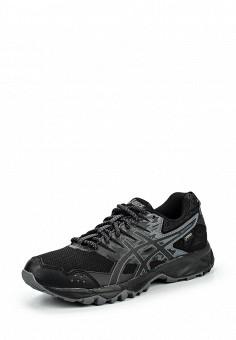 Кроссовки, ASICS, цвет: черный. Артикул: AS455AWOVC09. Женская обувь / Кроссовки и кеды