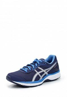 Кроссовки, ASICS, цвет: синий. Артикул: AS455AWUMF48. Женская обувь / Кроссовки и кеды