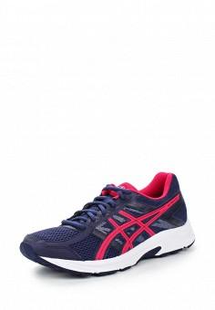 Кроссовки, ASICS, цвет: синий. Артикул: AS455AWUMF51. Женская обувь / Кроссовки и кеды