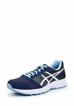 Кроссовки, ASICS, цвет: синий. Артикул: AS455AWUMF53. Женская обувь / Кроссовки и кеды