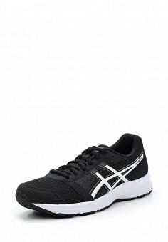 Кроссовки, ASICS, цвет: черный. Артикул: AS455AWUMF54. Женская обувь / Кроссовки и кеды