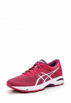 Кроссовки, ASICS, цвет: розовый. Артикул: AS455AWUMF59. Женская обувь / Кроссовки и кеды