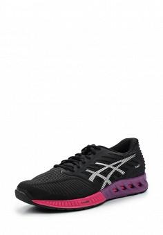Кроссовки, ASICS, цвет: черный. Артикул: AS455AWUMF75. Женская обувь / Кроссовки и кеды