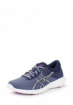 Кроссовки, ASICS, цвет: синий. Артикул: AS455AWUMF80. Женская обувь / Кроссовки и кеды