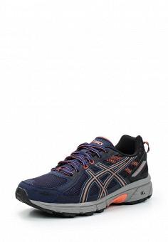 Кроссовки, ASICS, цвет: синий. Артикул: AS455AWUMF92. Женская обувь / Кроссовки и кеды