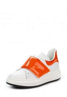 Кроссовки, Atos Lombardini, цвет: белый. Артикул: AT009AWSUP27. Премиум / Обувь / Кроссовки и кеды / Кроссовки
