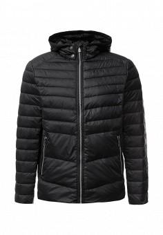 Пуховик, Baon, цвет: черный. Артикул: BA007EMLBR92. Мужская одежда / Верхняя одежда / Пуховики и зимние куртки