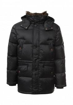 Пуховик, Baon, цвет: черный. Артикул: BA007EMLNS77. Мужская одежда / Верхняя одежда / Пуховики и зимние куртки