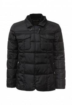 Куртка утепленная, Baon, цвет: черный. Артикул: BA007EMLNS94. Мужская одежда / Верхняя одежда / Пуховики и зимние куртки