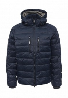 Пуховик, Baon, цвет: синий. Артикул: BA007EMNLO30. Мужская одежда / Верхняя одежда / Пуховики и зимние куртки