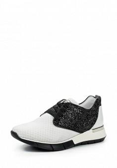 Кроссовки, Barracuda, цвет: черно-белый. Артикул: BA056AWNXW37. Премиум / Обувь / Кроссовки и кеды / Кроссовки