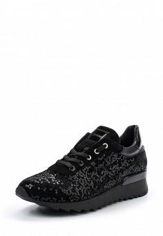 Кроссовки, Baldinini, цвет: черный. Артикул: BA097AWTCB62. Женская обувь