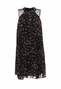 Платье, BCBGeneration, цвет: черный. Артикул: BC528EWSQE36. Премиум / Одежда / Платья и сарафаны