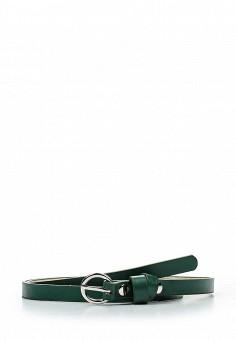 Пояс, Bestia, цвет: зеленый. Артикул: BE032DWSDY48. Женские аксессуары / Ремни и пояса