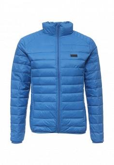 Пуховик, Blend, цвет: синий. Артикул: BL203EMOWD18. Мужская одежда / Верхняя одежда / Пуховики и зимние куртки