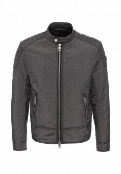 Куртка утепленная, Boss Orange, цвет: серый. Артикул: BO456EMMQL35. Мужская одежда / Верхняя одежда