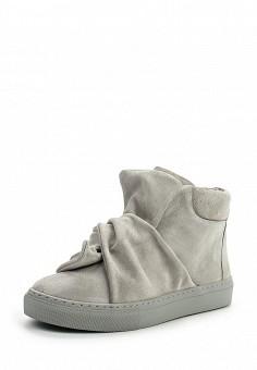 Ботинки, Bronx, цвет: серый. Артикул: BR336AWNML27. Bronx