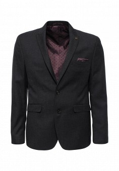 Пиджак, Burton Menswear London, цвет: серый. Артикул: BU014EMKQD32. Burton Menswear London