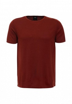 Джемпер, Burton Menswear London, цвет: бордовый. Артикул: BU014EMKQD69. Burton Menswear London