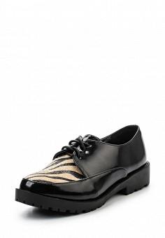 Ботинки, Catisa, цвет: черный. Артикул: CA072AWRMR70. Женская обувь / Ботинки / Низкие ботинки