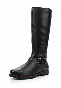 Сапоги, Caprice, цвет: черный. Артикул: CA107AWJPS32. Женская обувь / Сапоги