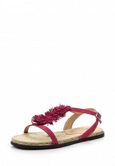 Сандалии, Castaner, цвет: фуксия. Артикул: CA991AWQXG46. Премиум / Обувь / Сандалии