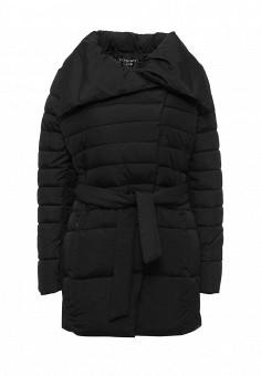 Куртка утепленная, Concept Club, цвет: черный. Артикул: CO037EWLEX78. Женская одежда / Верхняя одежда / Пуховики и зимние куртки