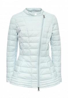 Куртка утепленная, Conso Wear, цвет: голубой. Артикул: CO050EWQUO60. Женская одежда / Верхняя одежда / Демисезонные куртки