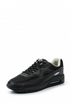Кроссовки, Dixer, цвет: черный. Артикул: DI028AMPQX77. Мужская обувь / Кроссовки и кеды / Кроссовки