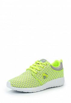 Кроссовки, Dixer, цвет: желтый. Артикул: DI028AWPQX91. Женская обувь / Кроссовки и кеды / Кроссовки