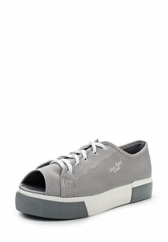 Кеды, Dino Ricci Trend, цвет: серый. Артикул: DI029AWQYY11. Женская обувь / Кроссовки и кеды