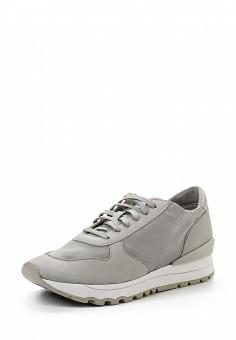 Кроссовки, DKNY, цвет: серый. Артикул: DK001AWROY43. Женская обувь / Кроссовки и кеды