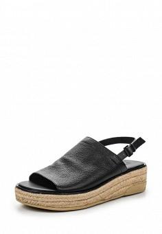 Босоножки, DKNY, цвет: черный. Артикул: DK001AWROY57. Премиум / Обувь