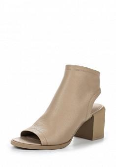 Босоножки, DKNY, цвет: бежевый. Артикул: DK001AWROY63. Премиум / Обувь